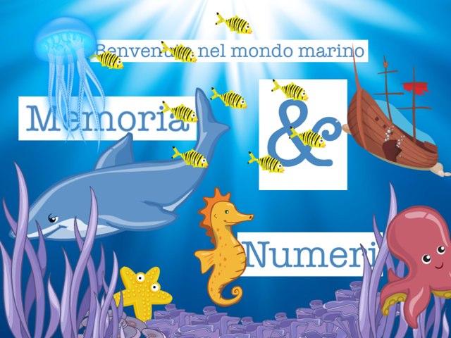 Memoria & Numeri by Francesca Caruso