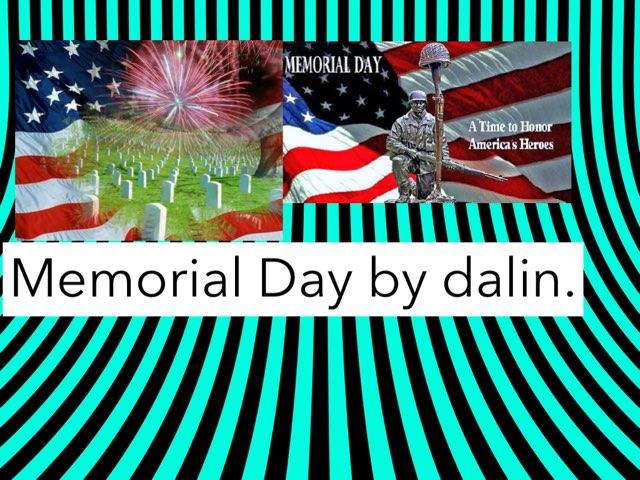 Memorial Day by Jessica tamaccio