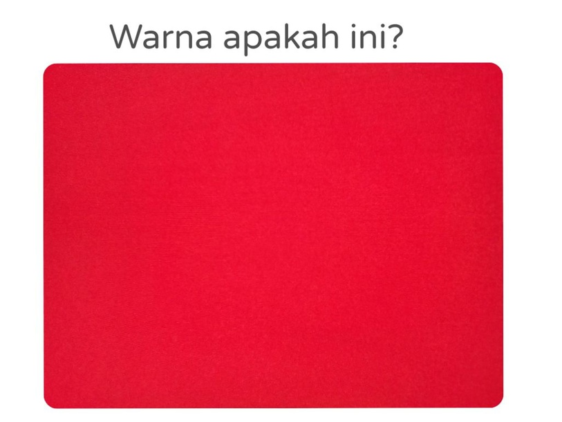 Menebak Warna by Maria Christantya