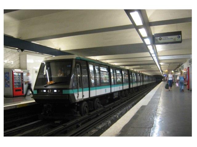 Metro by Hailey Geertgens