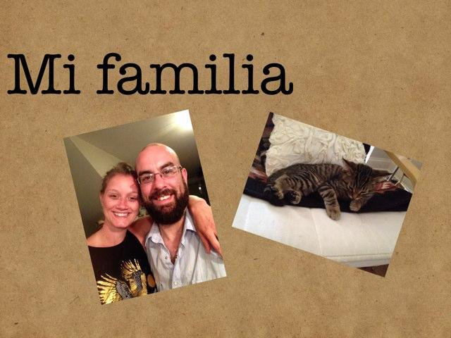 Mi Familia by Molly Bruno