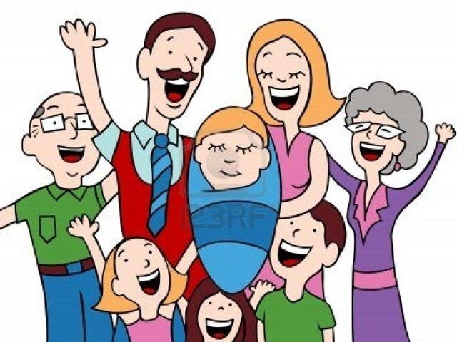 Mi familia  by Loz Jol