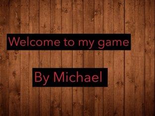 Michael's Game by Coach Mondt