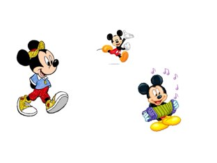 Mickey Mouse by Jeanne S.