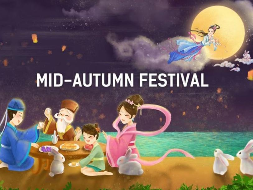 Mid-Autumn Festival by CC Teacher