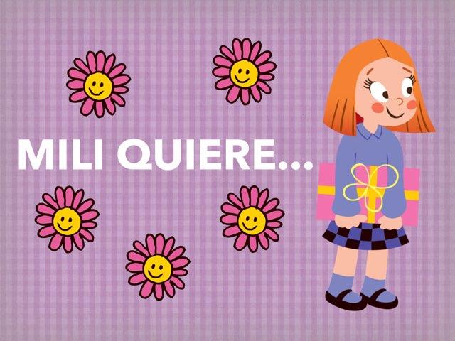 Mili Quiere... by Dolores Devoto