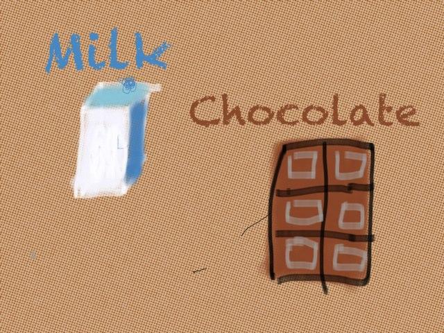 Milk And Chocolate by Mariam Hamidi