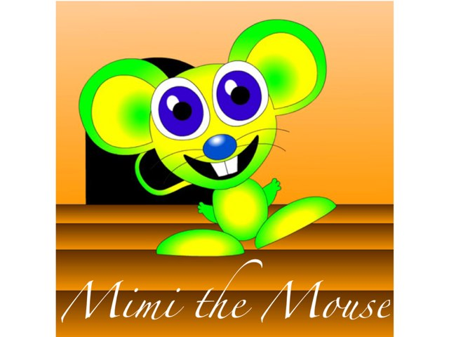 Mimi The Mouse And Her Many Emotions by Audrey Misiano