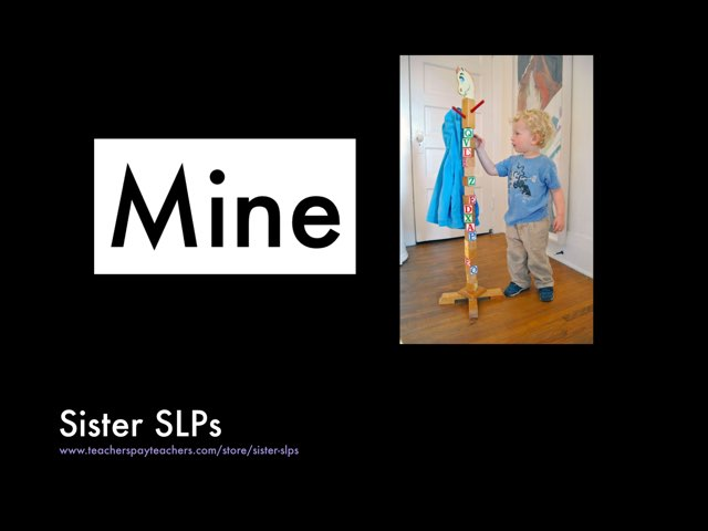 Mine: Sister SLPs by Becky Price