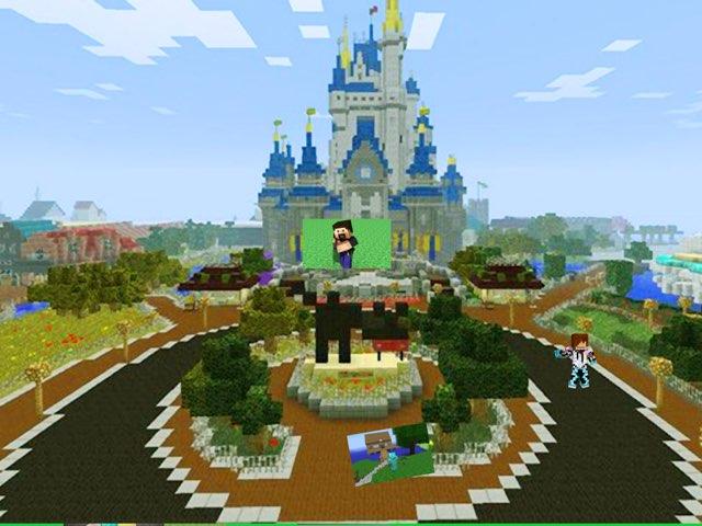 Minecraft Awesome Alex/Neo by Edventure More -  Conrad Guevara