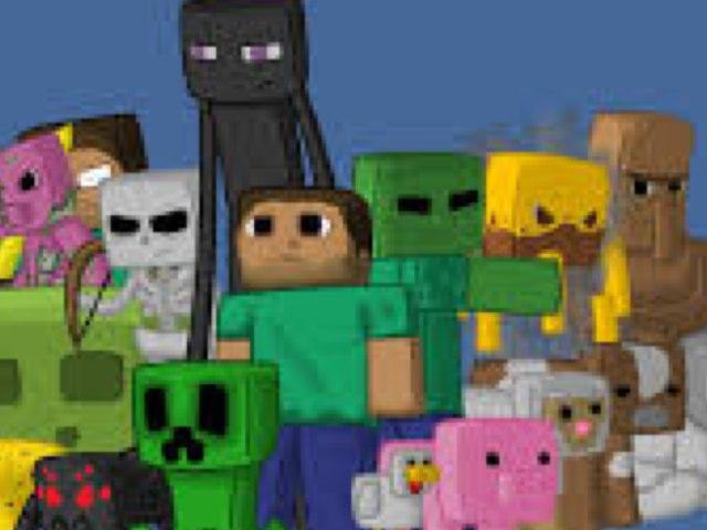 Minecraft  by mcpake family