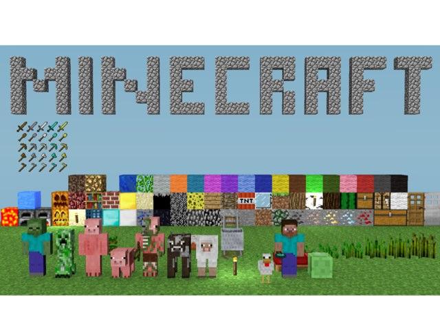 Minecraft by Rodrigo R
