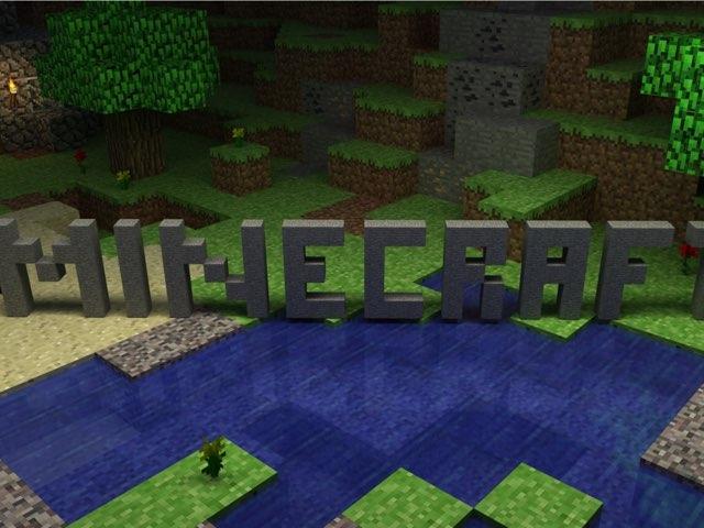 Minecraft by Ibon Rebelo