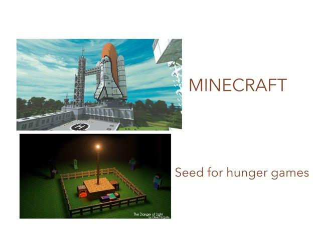 Minecraft by Vanja antić