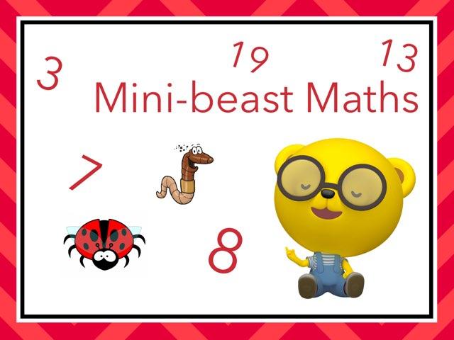 Mini Beast Maths by Mrs Rawlinson