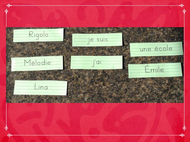 Mini Phrases by Nancy Houle