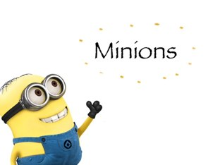 Minions  by Elisa Restrepo