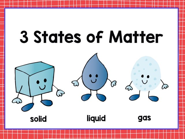 Miss Mandy's States Of Matter  by Mandy Wh
