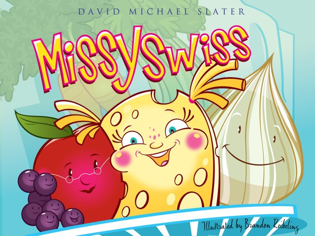 Missy Swiss by David Michael Slater