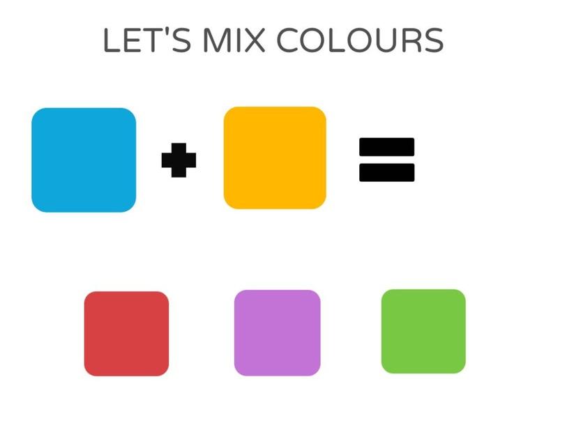 Mixing Colours by andrea.rodriguezvstrinidad.ar