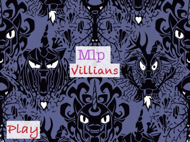 Mlp-Villians by Mohammad isha