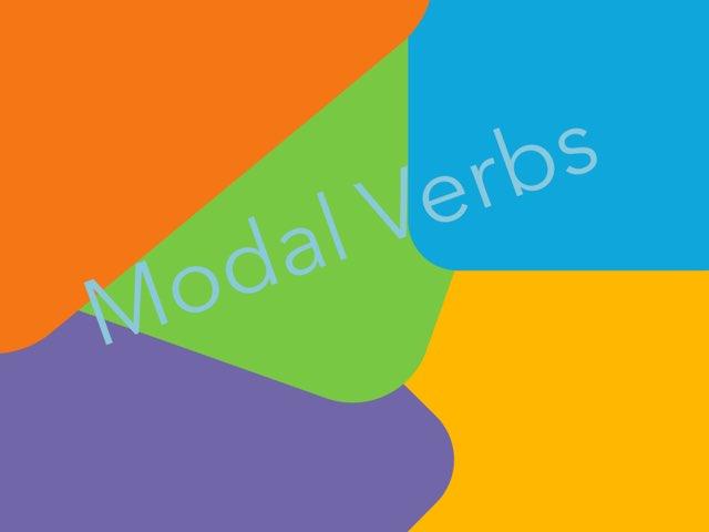 Modal Verbs by Y6F Y6F