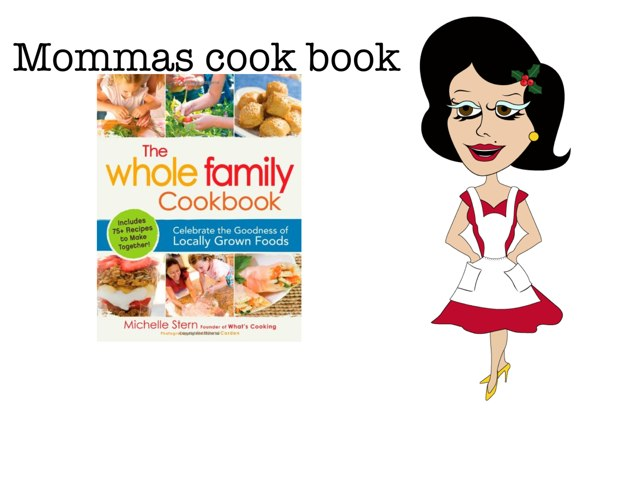 Mommas Cooking Family Club by Matt Brown