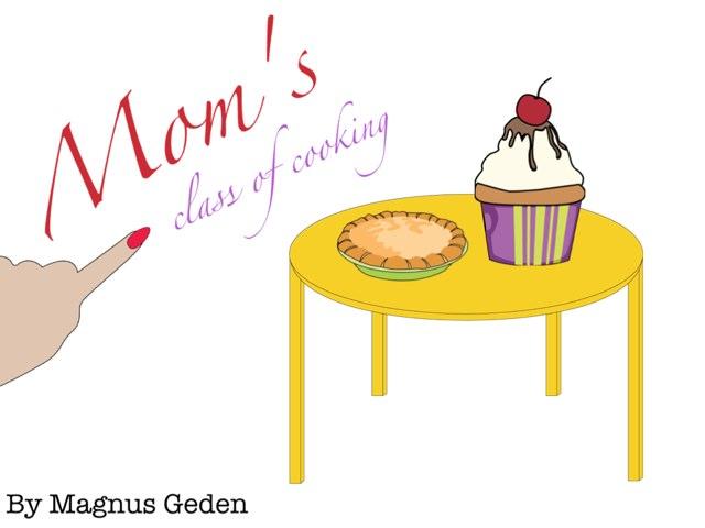 Mom's Kitchen - Christmas Cookie by Magnus Geden