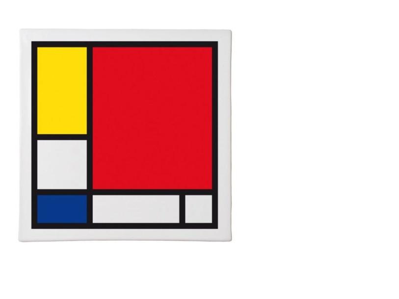 Mondrian by Paula Fernandez