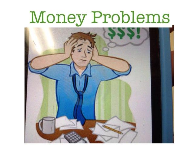 Money Problems by Thomas Jefferson