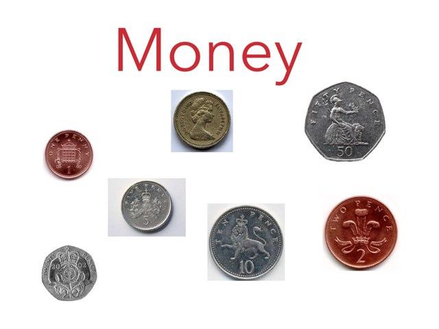 Money by StBarts PrimarySchool