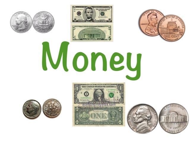 Money by Michelle Nerilorette