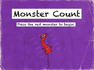 Monster Count by Jaice Thurber