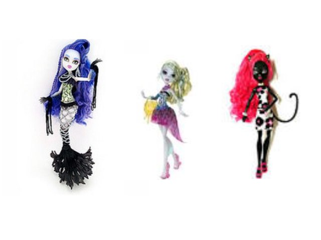 Monster High by Jamie Harrison