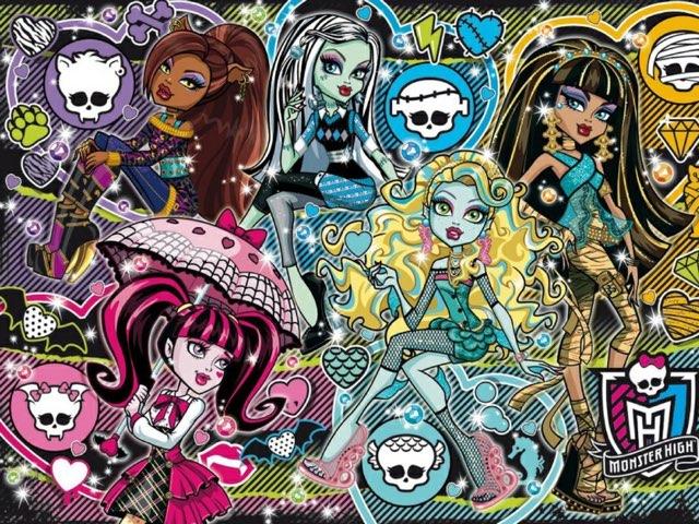 Monster High by Brajla Shamku