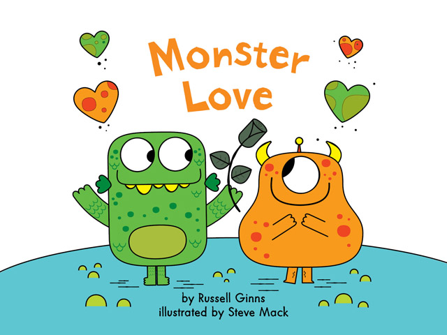 Monster Love by The Learning Company