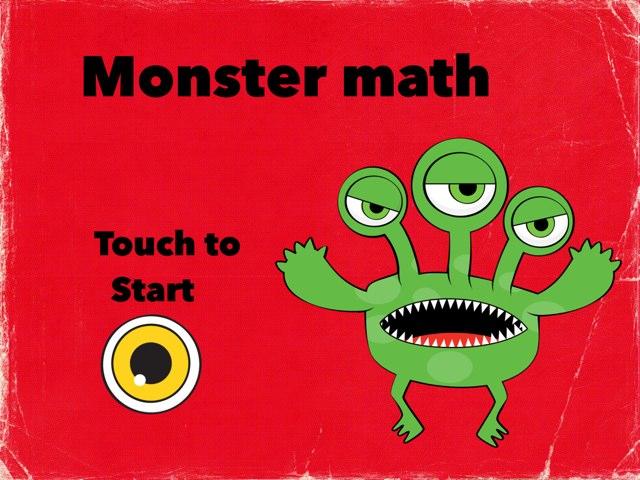 Monster Math by Emilie Melnyk