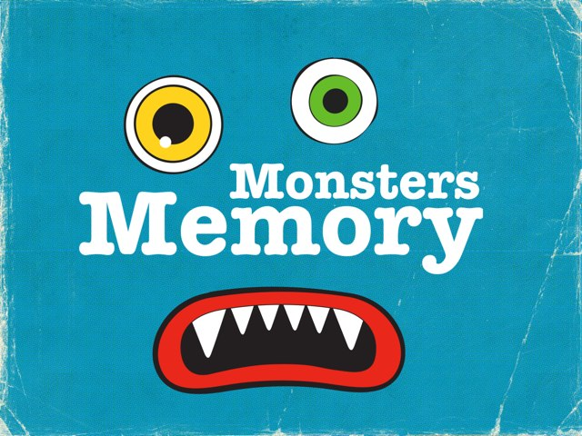 Monsters memory by Yogev Shelly