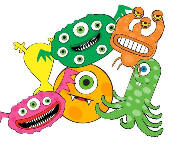 Monsters by Ahmed Al-zeer