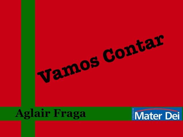 Montando e contando by Aglair Fraga
