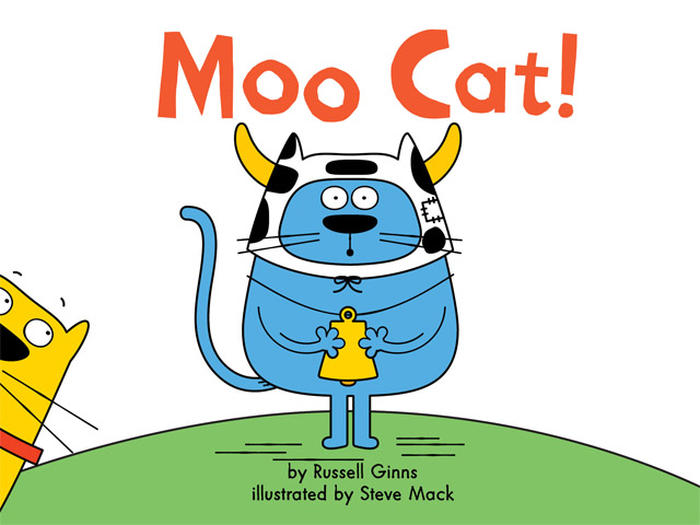 Moo Cat! by The Learning Company