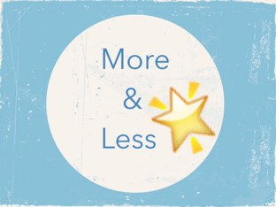 More And Less  by Asma  Bh