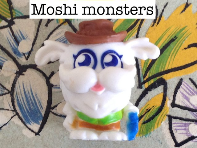 Moshi Monsters by Robert Hodkinson