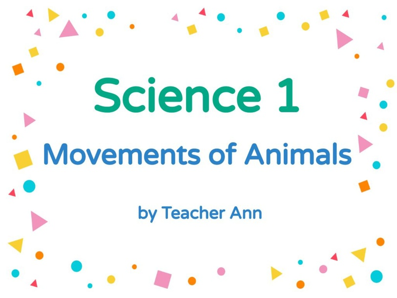 Movements of Animals by Lea Ann