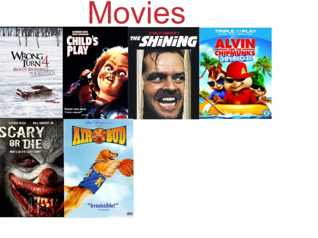 Movies by Sandy Khalil