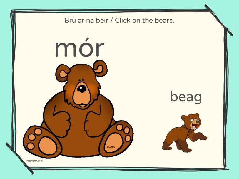 Mór agus Beag by Clodagh Fitzgerald
