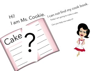 Ms. Cookie by Emma Wyatt