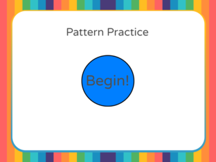 Ms. Hesson's Pattern Practice by Heather Hesson