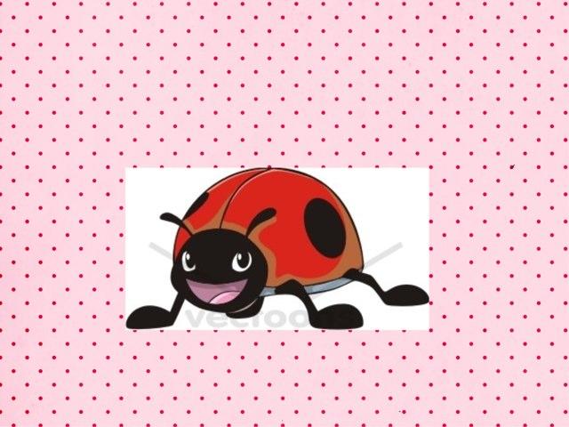 Mss.lady Bug by Nada Alalawi