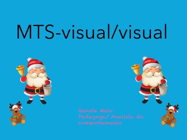 Mtas-visual/visual by Renata Melo
